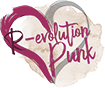 Heart R-evolution Punk Logo