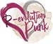Heart R-evolution Punk Logo